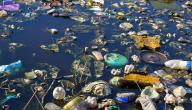 ما هى مصادر تلوث الماء