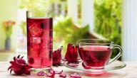 فوائد شاي الكركديه للرجيم