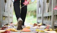 فوائد المشي مع الرجيم