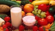 عناصر التغذية