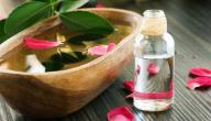 فوائد ماء الزهر مع الماء