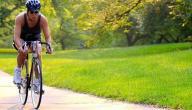 فوائد ركوب الدراجة الرياضية