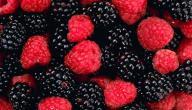فوائد عصير التوت للبشرة