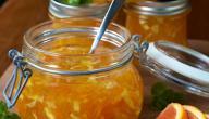 عمل مربى برتقال