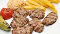 طريقة عمل طبخات باللحم المفروم