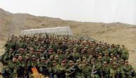 كم يبلغ عدد جيش إيران