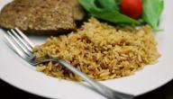 طريقة عمل الأرز المتبل