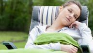 ما هي أسباب النوم الكثير