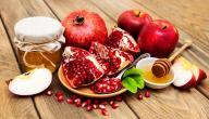 فوائد قشر الرمان مع العسل للكرش