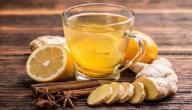 فوائد شاي القرفة والزنجبيل