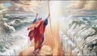 عدد معجزات النبي موسى