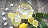 فوائد عصير الليمون على الريق للتخسيس