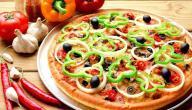 طريقة عمل حشوة بيتزا