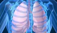 ما هي امراض الرئة