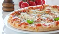 طريقة عمل بيتزا رقيقة