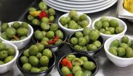 فوائد ثمار الزيتون