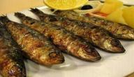 عمل سمك السردين