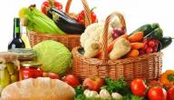 العناصر الغذائية للإنسان