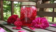 فوائد عصير الورد الجوري