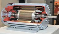 قانون لف المحركات الكهربائية