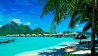 معلومات عن جزر الهاواي