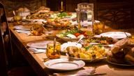 طريقة تحضير مائدة الإفطار في رمضان