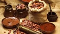 طريقة إعداد الشوكولاتة بالكاكاو