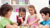ألعاب تقوية الذاكرة عند الأطفال