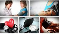 المحافظة على ضغط الدم