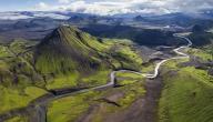 معلومات عن جزيرة آيسلندا