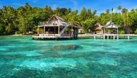 معلومات عن جزيرة سليمان