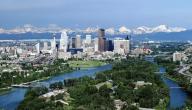 معلومات عن مدينة كالجاري الكندية