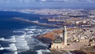مدينة الدار البيضاء في المغرب