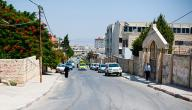 مدينة جنين في فلسطين