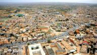 مدينة غريان في ليبيا