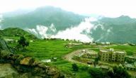 مدينة ذمار في اليمن