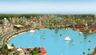 مساحة مدينة شرم الشيخ