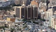 مدينة بنغازي الليبية