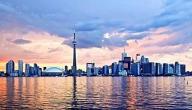 مدينة تورنتو بكندا