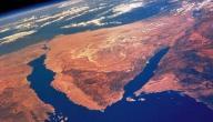 شبه جزيرة سيناء المصرية