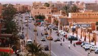 مدينة زاكورة المغربية