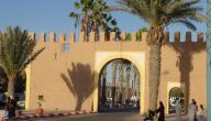مدينة تيزنيت المغربية