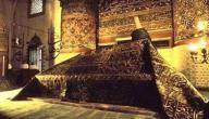 قبر الرسول في المدينة المنورة