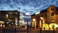 مدينة هلسنكي السياحية
