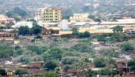 مدينة نيالا في السودان