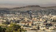مدينة يبرود في سوريا