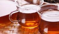 عمل الشاي السعودي