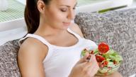 مراحل الحمل والتغذية