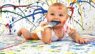 مراحل تطور الرسم عند الطفل