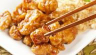 طريقة إعداد الدجاج الصيني